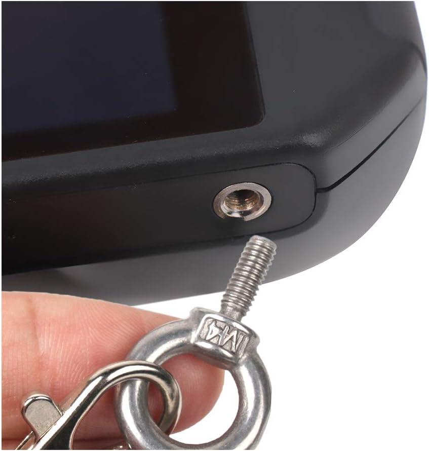 Fosheng Neck Shoulder Sling Strap for DJI Mavic 2 Pro Asjustable Hanging Belt Landyard with Buckle Hook Screw Kits 2 Zoom Smart Controller