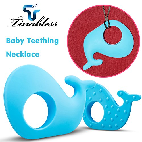 Tinabless Baby Teething Toys, Bendable & Freezer friendly Si