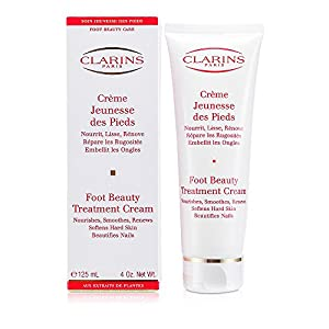Clarins by Clarins Foot Beauty Treatment Cream 125ml/4oz for WOMEN (Package Of 4)