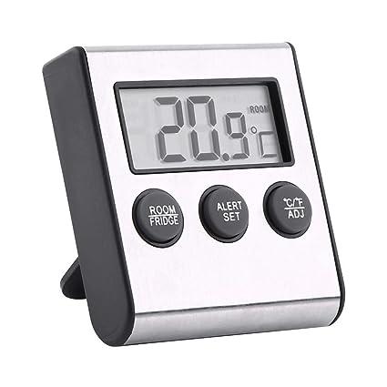 Nuevo termómetro para refrigerador, termómetro Digital para ...