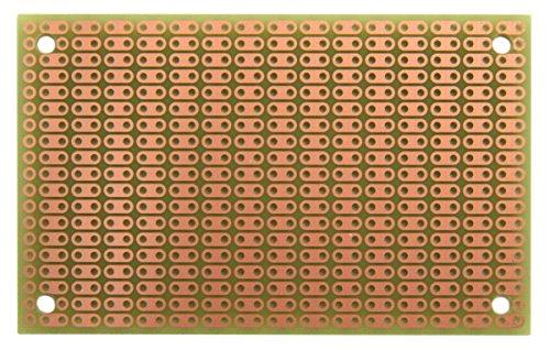 pr2h1 protoboard 2h 1 2 hole strips