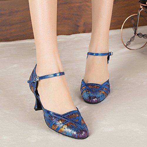 Femme Sandales de Danse Soft Masocking 37 Chaussures Hgqdvw7