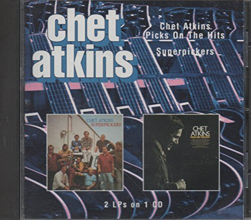 Picks on the Hits / Superpickers by Chet Atkins (1999-01-19)