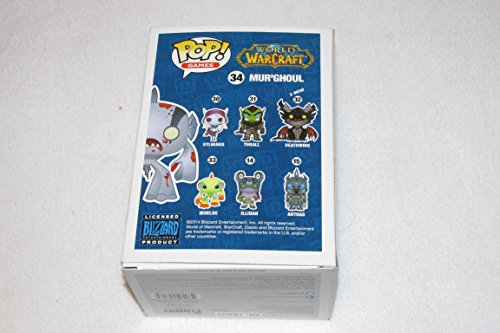 Funko-POP-World-of-Warcraft-MURGHOUL-Blizzcon-Ltd-Edtion-Vinyl-Figure-34
