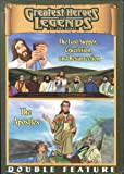 Greatest Heroes and Legends from the Bible: The Last Supper, Crucifixion, and Resurrection / The Apostles -  DVD, Rated G, William R. Kowalchuk