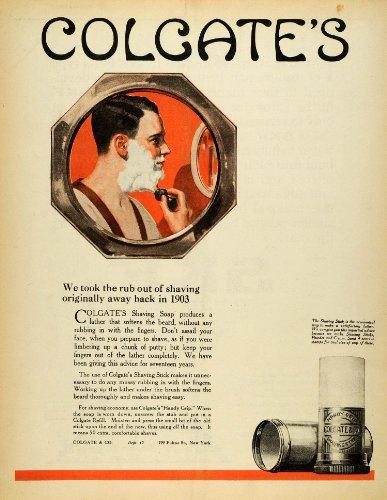 1920-ad-colgates-shaving-products-beard-man-handy-grip-shave-stick-skin-care-original-print-ad