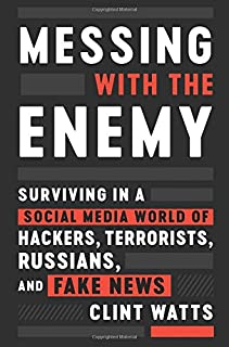 Book Cover: Messing with the Enemy