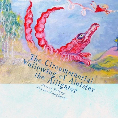 The circumstantial wallowing of Allister the alligator