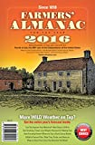 Farmers' Almanac 2016