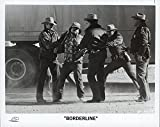 "Borderline 1980 Authentic 8"" x 10"" Original Movie Still Fine Charles Bronson Drama"