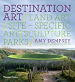 Front cover for the book Destination Art by Amy Dempsey