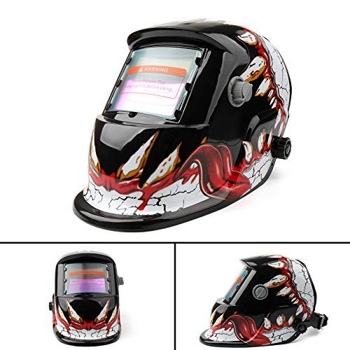 Areyourshop Solar Auto Darkening Welding Helmet TIG MIG Weld Welder Lens Grinding Mask #35