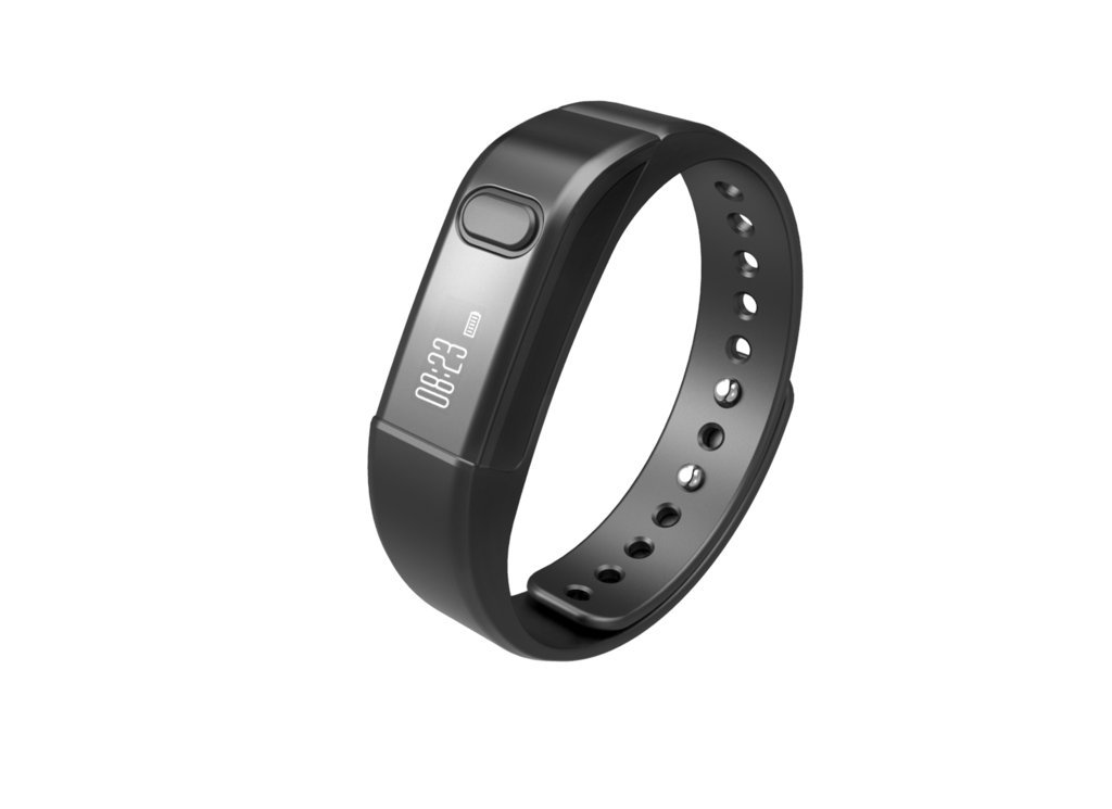 OUMAX T1S wirless Bluetooth Activity/Fitness Tracker with sleep monitor-Total Works for iPhone6,6Plus,5s,5c,Samsung Galaxy S5,S4,S3,Note2 or newer