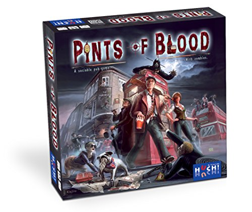 Huch & Friends Pints of Blood Board Game