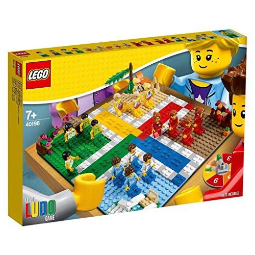 Halloween Chess Game Online (LEGO 40198 Ludo Game)