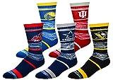 For Bare Feet RMC Stripe Sports Socks