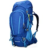 Internal Frame Pack Hiking Daypack Outdoor Waterproof Travel Backpacks Bolang 60L 8715