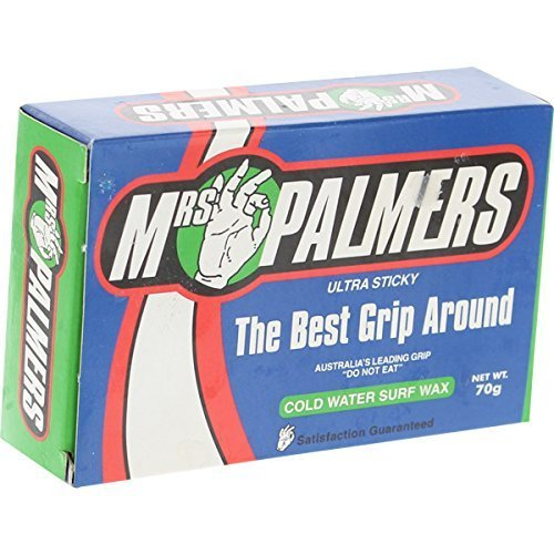 Mrs Palmers Surf Wax - Mrs. Palmers Wax - Cold, pack of 5