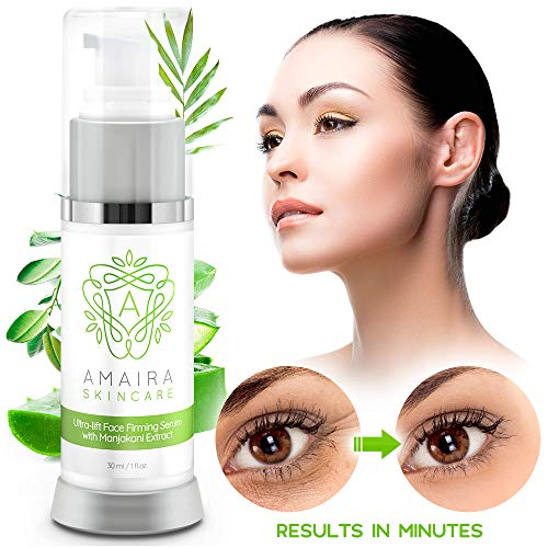 Amaira Face Firming Serum Alternative