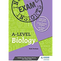 Exam insights for A-level Biology