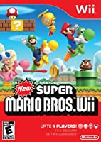 New Super Mario Bros - Wii - Standard Edition