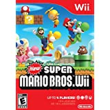 New Super Mario Bros. Wii - Standard Editionby Nintendo