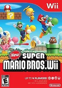 New Super Mario Bros. Wii - Standard Edition