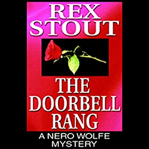 The Doorbell Rang Hörbuch