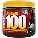 Mutant Pro – 100% Whey Protein Shake with No Hidden Ingredients, Made in Gourmet, Delicious Flavors – Mint Chocolate Chip Ice Cream Flavor