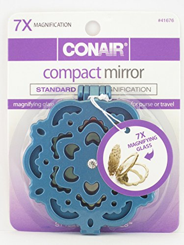 Conair Magnification Flip Up Compact Mirror