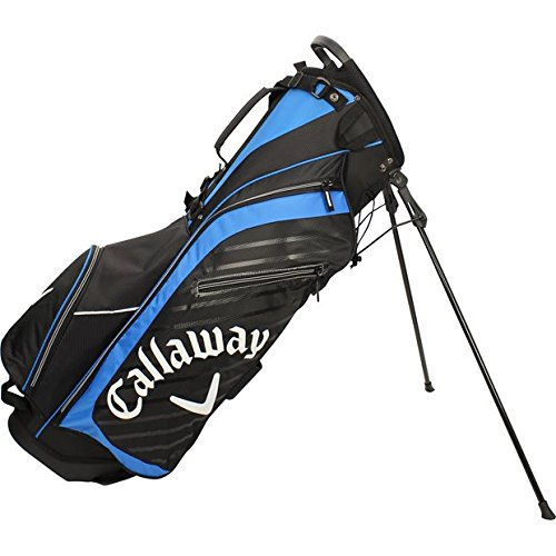 Callaway Highland Blue Black Stand Golf Bag