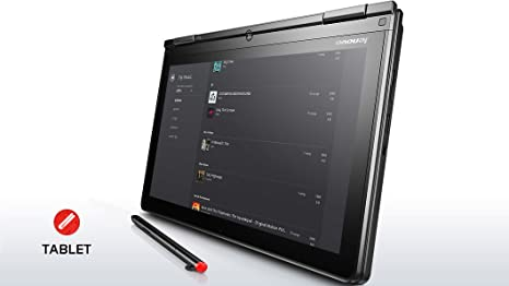 Lenovo ThinkPad Yoga 12 - Ordenador portátil (i5-5300U ...