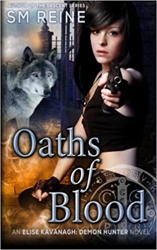 Oaths Of Blood An Urban Fantasy Mystery The Ascension Series S M