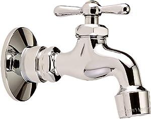 Homewerks 3210-161-CH-B-Z Wall Mount Faucet Chrome