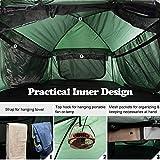 Yescom Double Tent Cot Folding Portable Waterproof