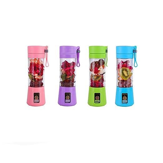 BTTNW HO Vaso de Jugo eléctrico Mini USB multifunción ...