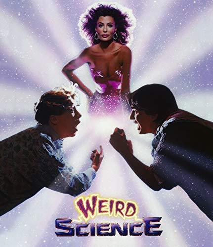 Weird Science (Limited Edition Steelbook) [Blu-ray]