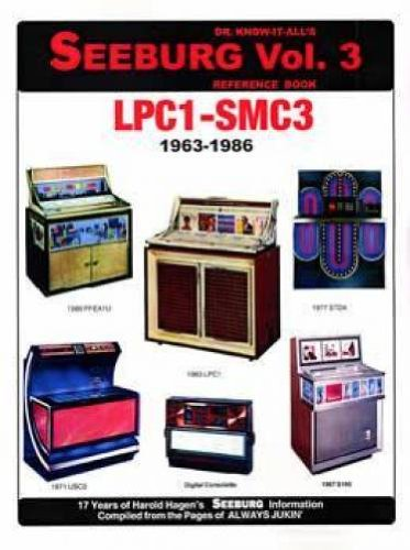 Dr Know It All's Seeburg Jukeboxes Vol 3 Reference Book PDF