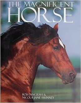 The Magnificent Horse Coffee Table Bob Langrish Nicola Jane