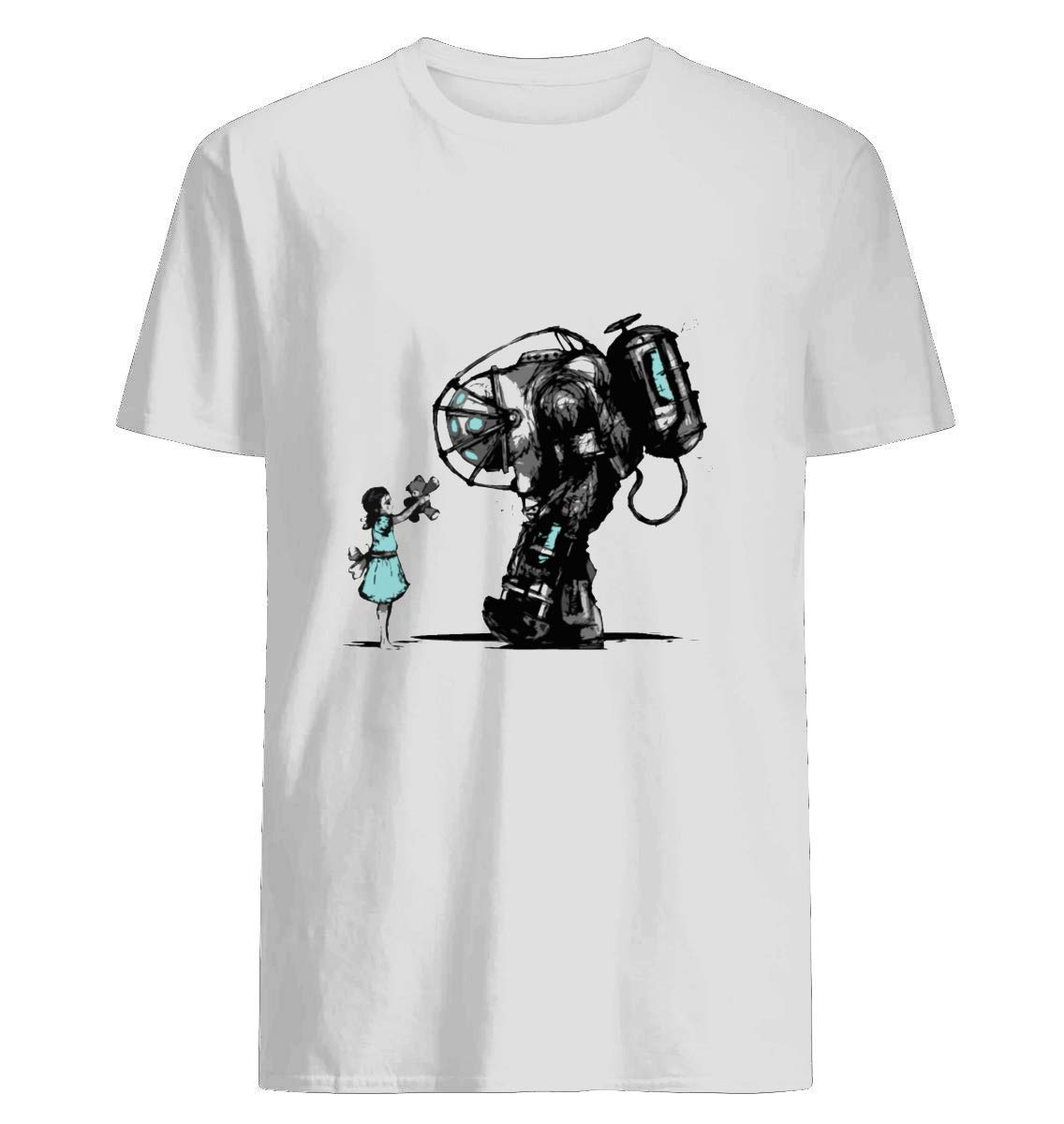 Bioshock Big Daddy 67 T Shirt For Unisex