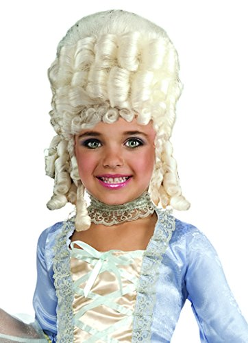 Marie Antoinette Halloween (Forum Novelties Marie Antoinette Child's Costume Wig)