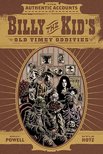 Old Timey Halloween (Billy the Kid's Old Timey Oddities)