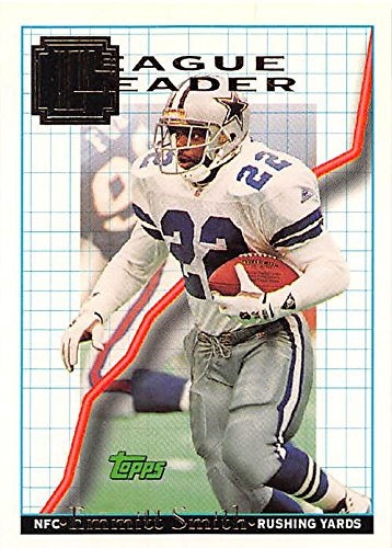 cf71414bdd49 Image Unavailable. Image not available for. Color  Emmitt Smith football  card (Dallas Cowboys ...