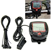 Schrodinger15 20004 Bicycle Cycle Computer Cyclometer Speedometer 15F 15 Functions