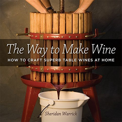 make wine at home - 3