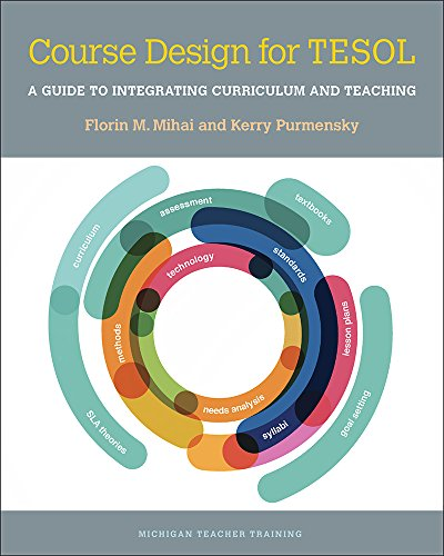 Course Design for TESOL: A Guide to Integrating Curriculum and Teaching