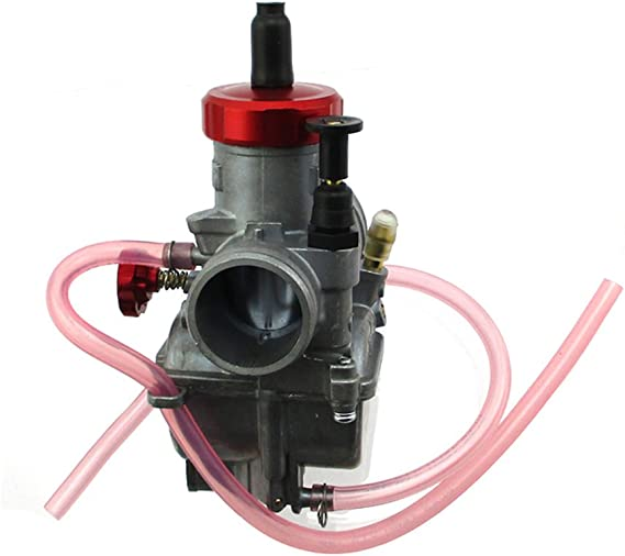 Stoneder Racing Keihin PE28/carburatore 28/mm carburatore per ATV Quad 4/Wheeler Dirt motore Pit Bike scooter ciclomotore motocross moto