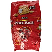 Pearson's Salted Nut Roll, Bite Size - 90 Count