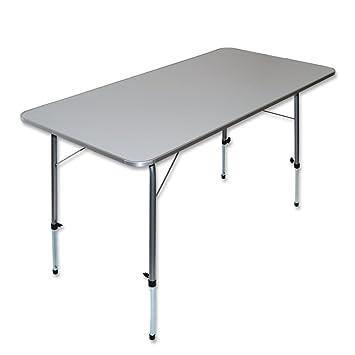 Amazon De Mdf Gartentisch 120 X 60 Cm Tisch Balkontisch Gartenmobel
