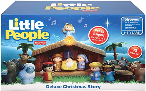 Fisher-Price Little People A Christmas Story